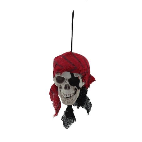 Hangende piratenschedel