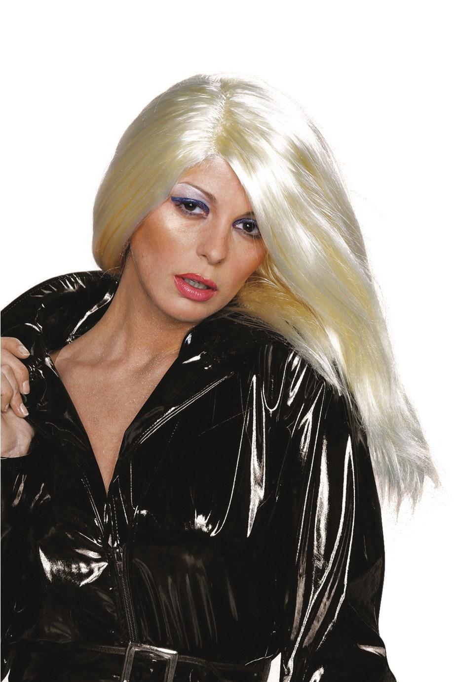 Gigi pruik blond