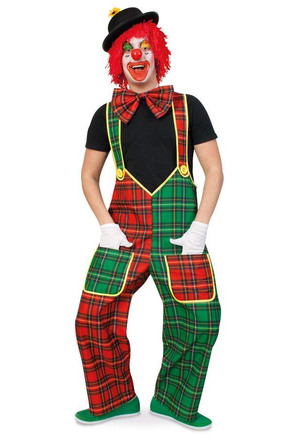 Clown Limbo voor volwassenen