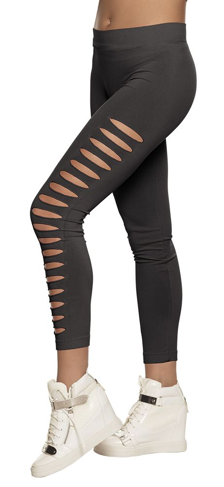 Legging Gaps zwart stretch one size (M)