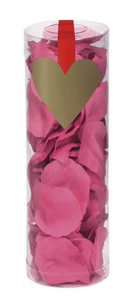 Rozenblaadjes roze 288 blaadjes