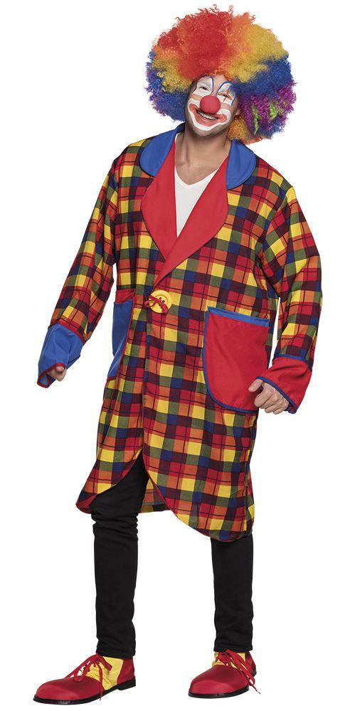 Clownsmantel one size (L/XL)