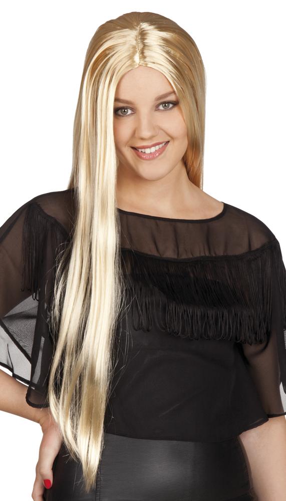 Pruik Charming blond