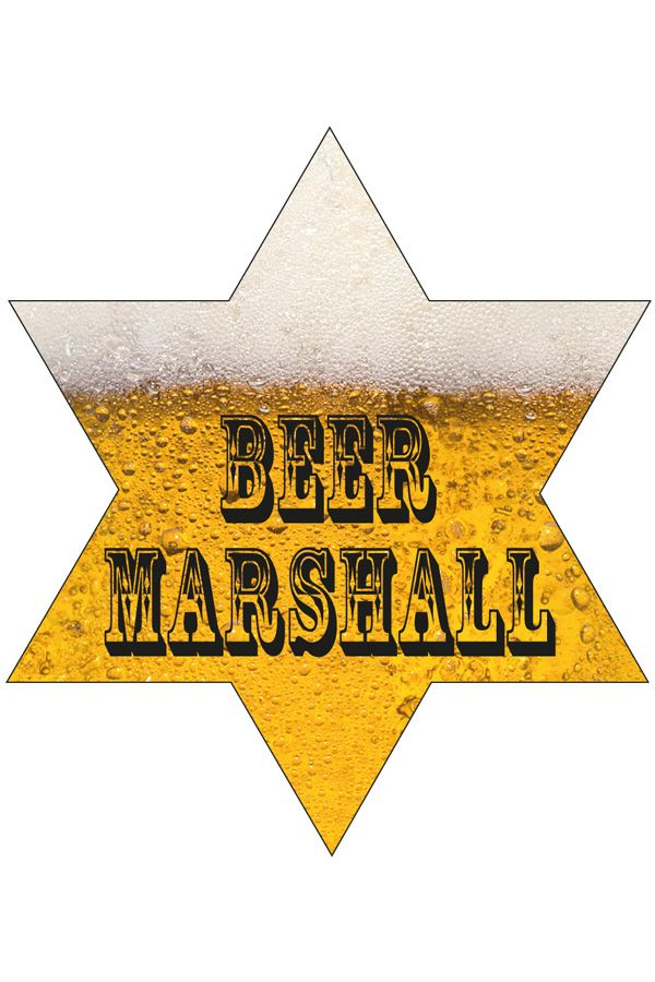Sheriff ster bier