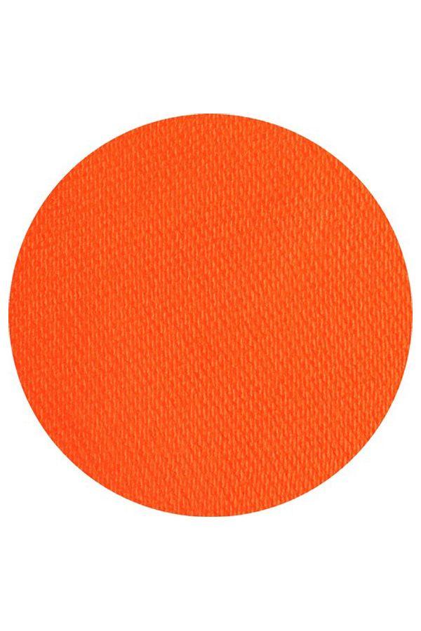Aqua face&Bodypaint Bright orange 45 gram (nr 033) Superstar