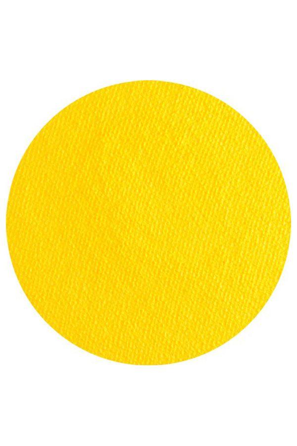 Aqua face&Bodypaint Bright Yellow 45 gram (nr 044) Superstar