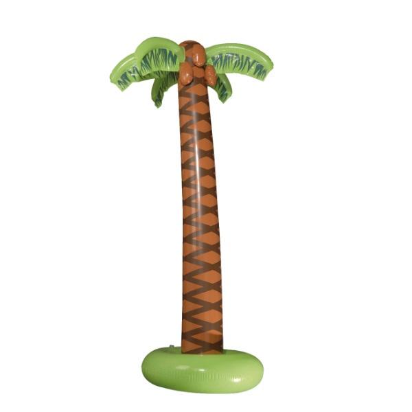 Palmboom opblaasbaar 175cm