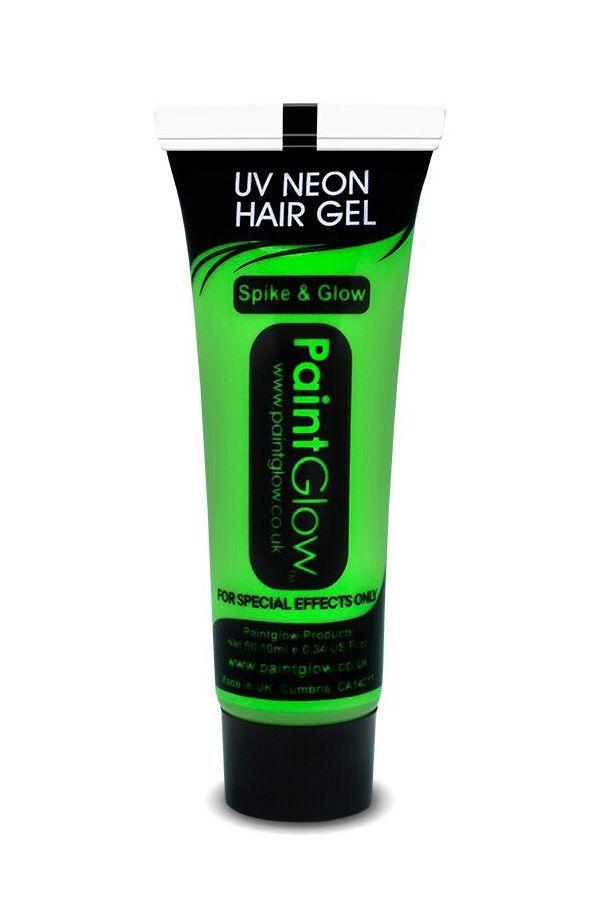 Haar gel UV groen 10ml