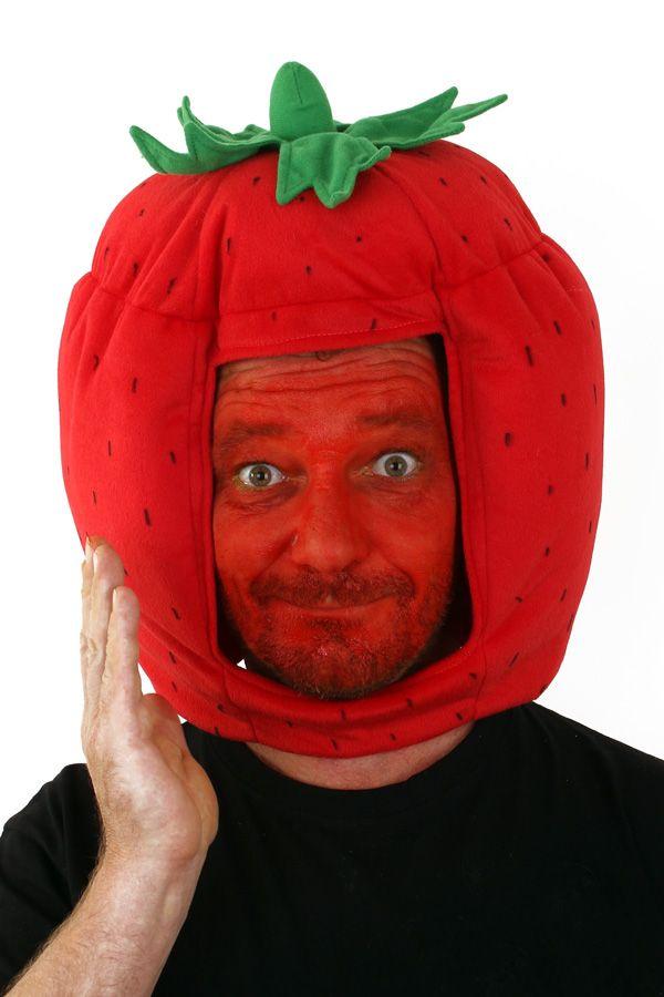 Aardbeien hoofd