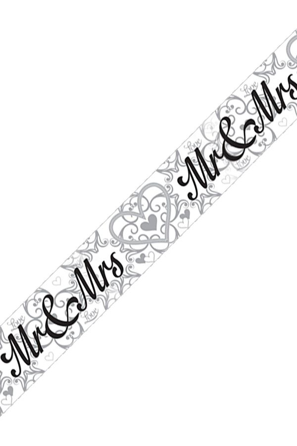 Banner MR&MRS (9 ft/2.7m)