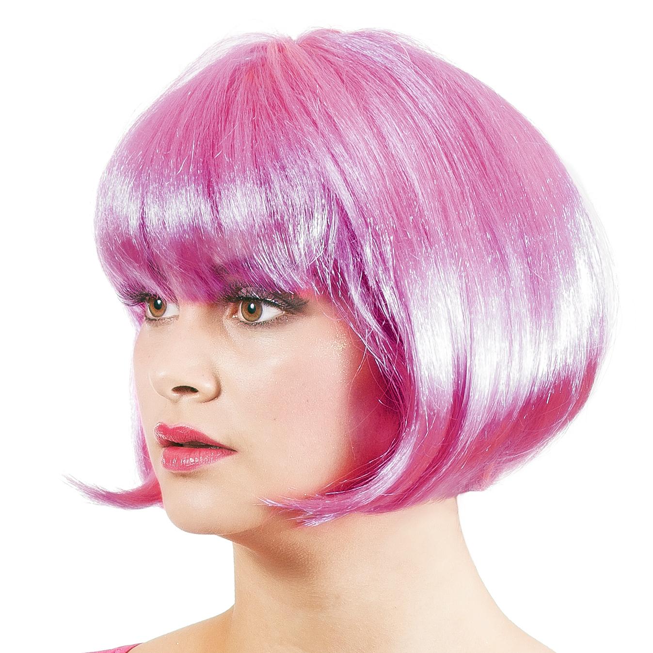 Bobline basic neon pink