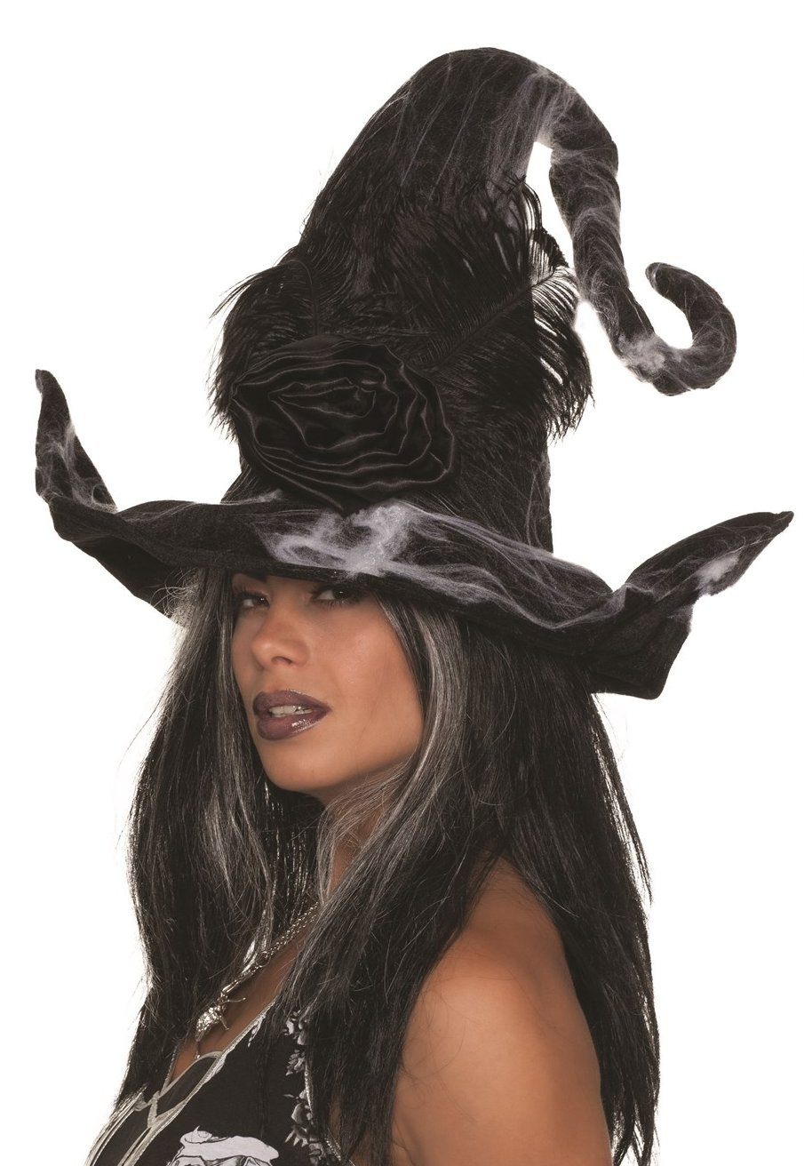 Heksen hoed kronkel