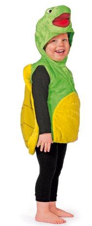 Schildpad bodywarmer voor kind