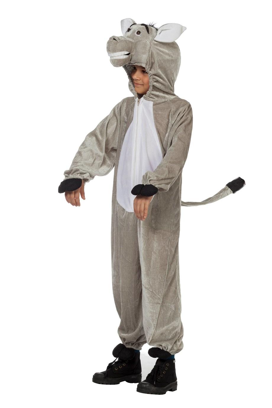 Ezel kostuum voor kind