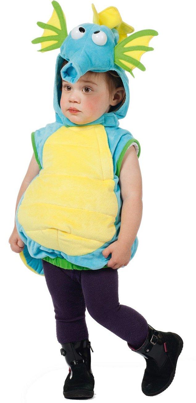 Zeepaardje bodywarmer voor kind