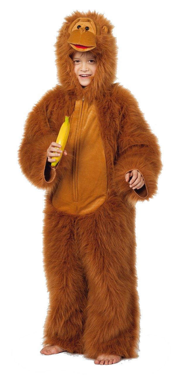 Gorilla kostuum de luxe voor kind
