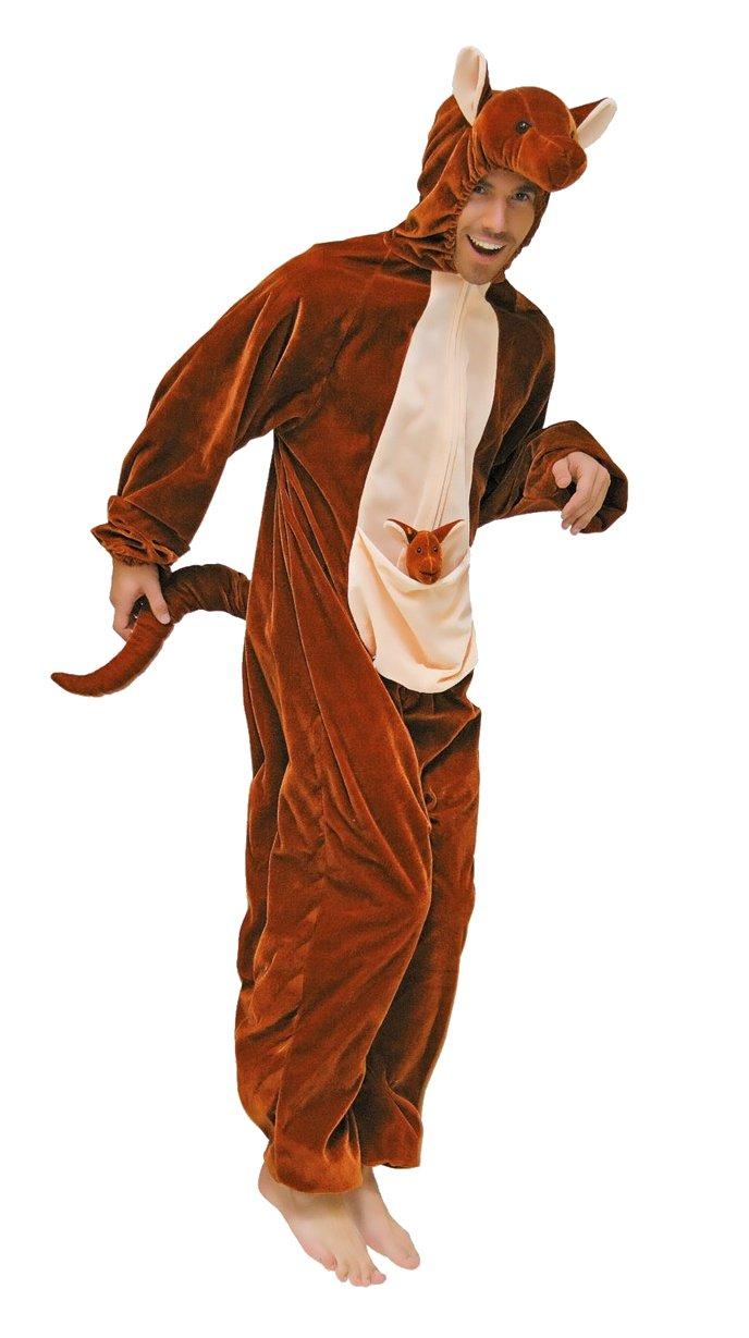 Kangoeroe kostuum voor volwassenen