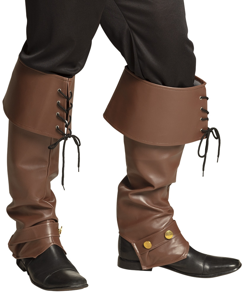 Laarzen musketier bruin met veters