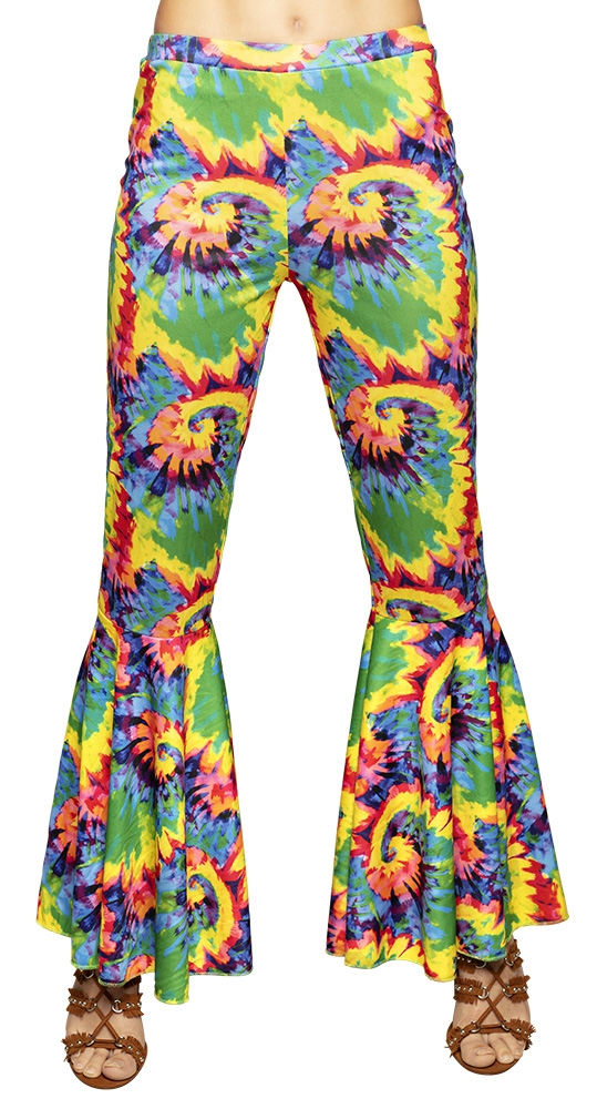 Flarebroek Hippie (M stretch)