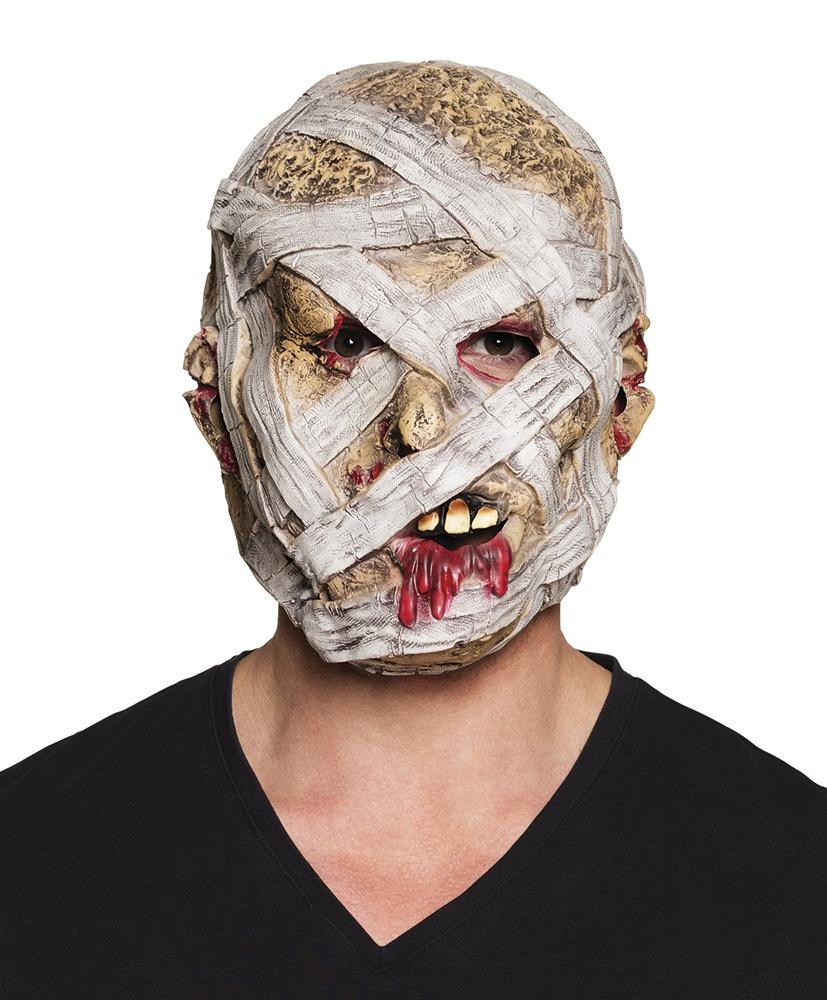 Latex masker Mummie
