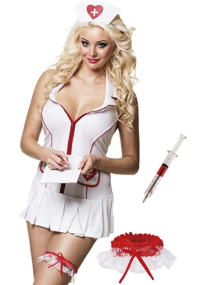 Kouseband Verpleegster met spuitje