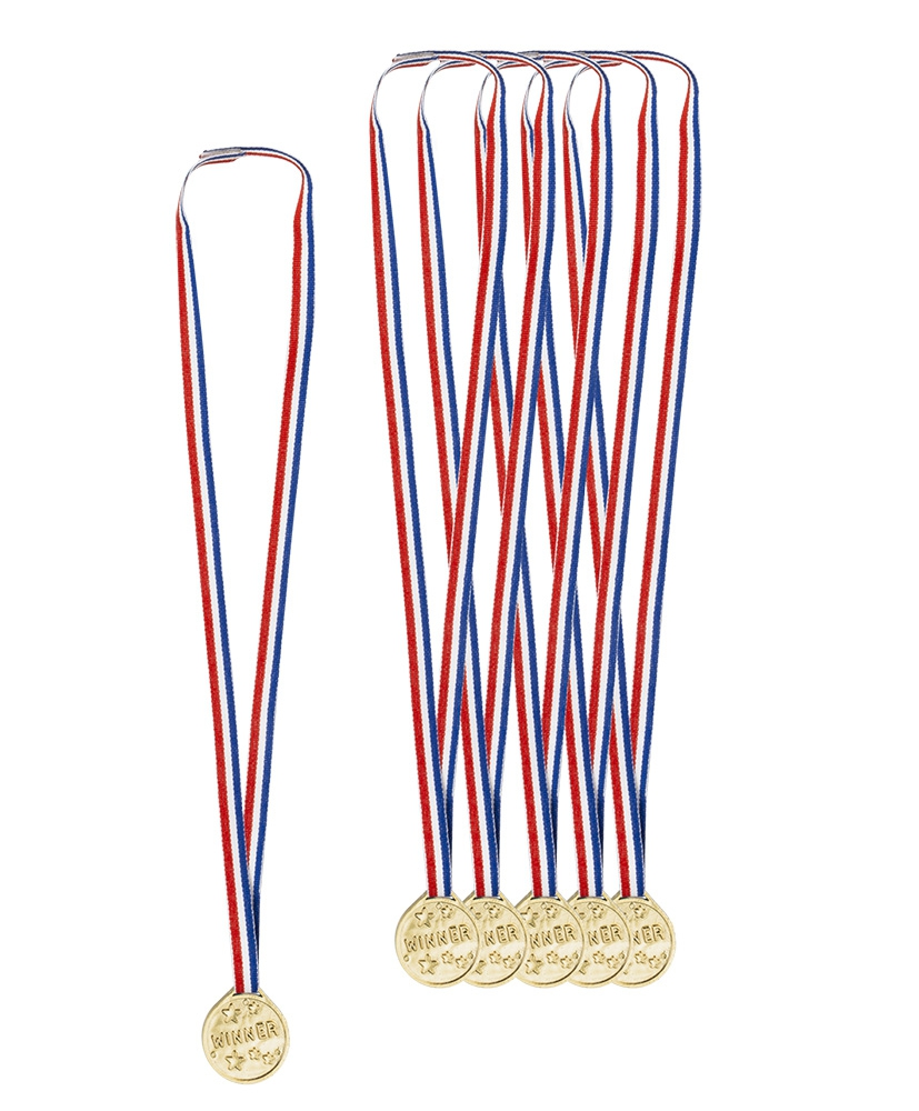 Medailles Winner