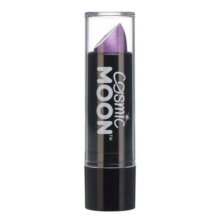 Lipstick metallic purple